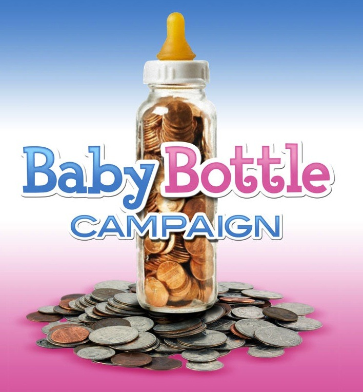 Baby Bottle Campaign New Eve Maternity Home